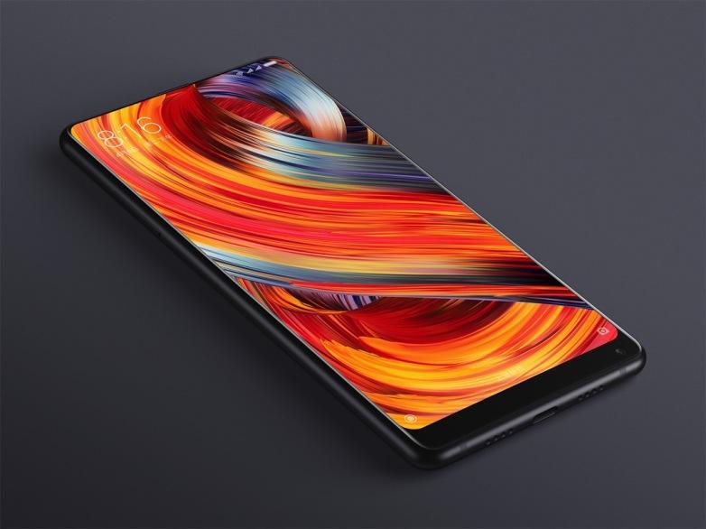 Не впечатлен новым iPhone X или 8? Познакомьтесь с китайским Xiaomi Mi Mix 2